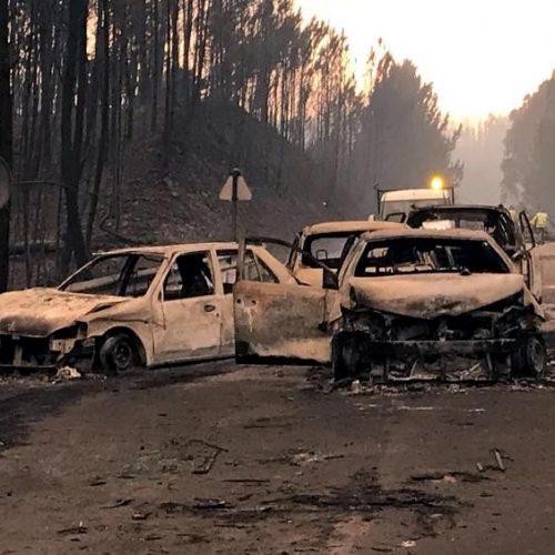 Pedrógão discute plano de auxílio às vítimas dos incêndios