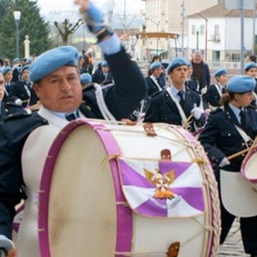 Bombeiros de Oliveira do Hospital cancelam desfile de fanfarras