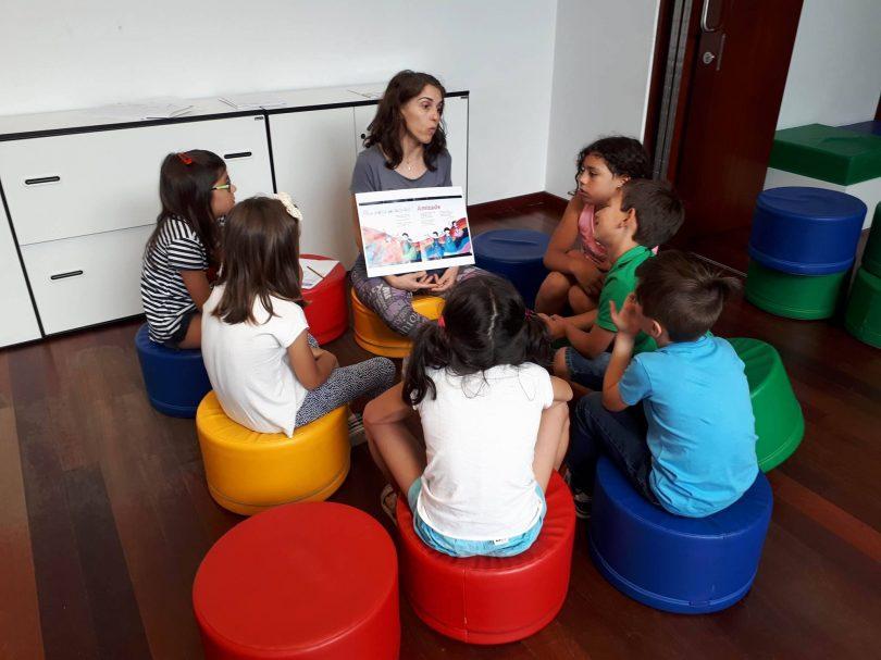 Férias Ativas 2017 já iniciaram em Oliveira do Hospital