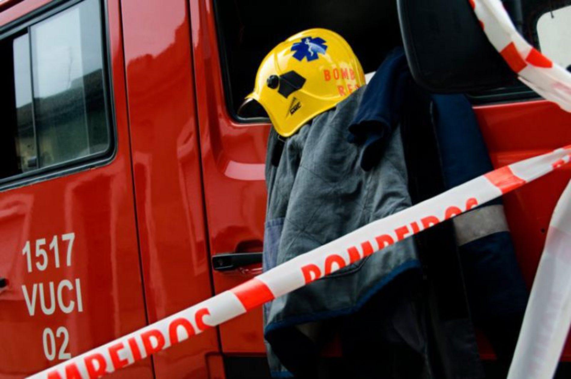 Figueira da Foz: Seis pessoas resgatadas de praia devido a proximidade de incêndio