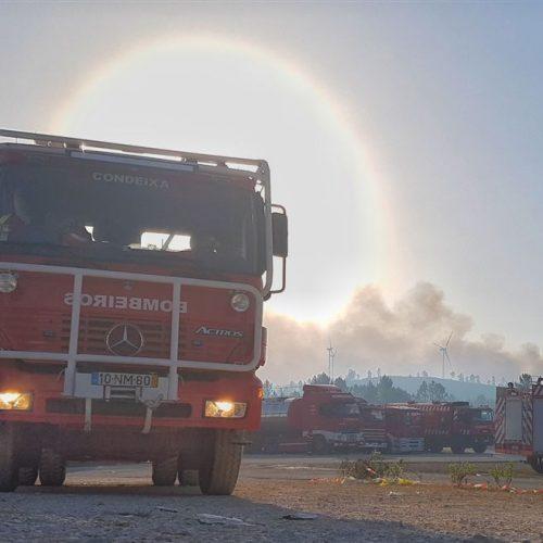 Mais de 50 concelhos de 12 distritos em risco máximo de incêndio