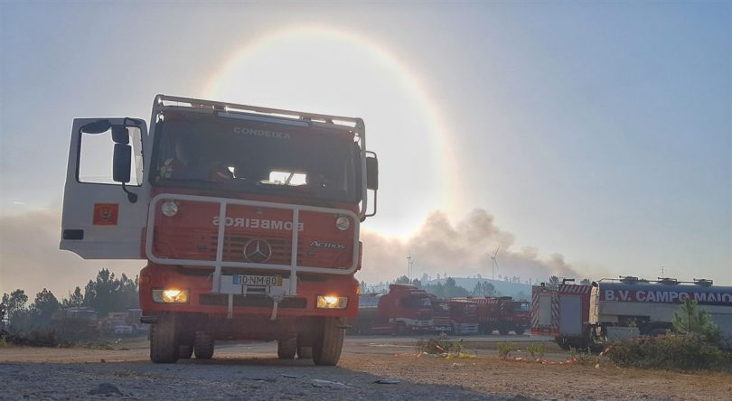 Proteção Civil dá o incêndio de Pedrógão como dominado