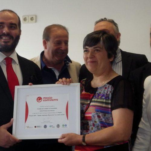 """""""Missão Sorriso"""" premiou projeto SER da UCC Pinheiro dos Abraços"""