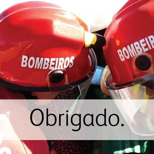 Oliveirenses solidários com os bombeiros entregam bens nas corporações