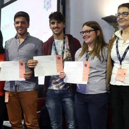 Alunos da Eptoliva conquistaram 2º prémio em Mostra Nacional da Ciência