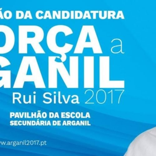 Rui Silva apresenta candidatura pelo PS à Câmara de Arganil