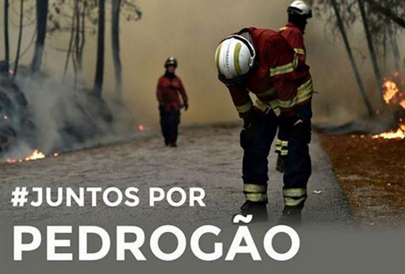 Oliveira do Hospital apela à solidariedade para com as vítimas de Pedrógrão