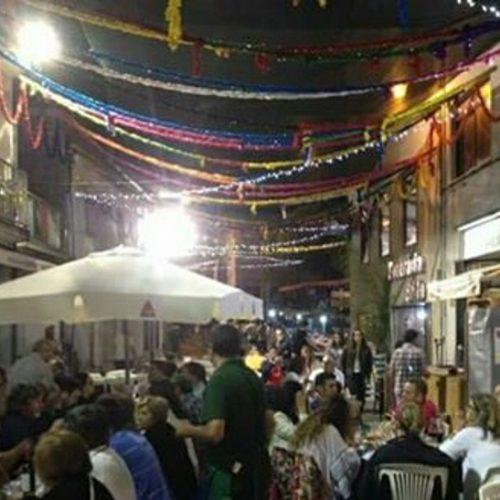 """""""Há Festa…"""" animou Zona Histórica de Oliveira do Hospital"""