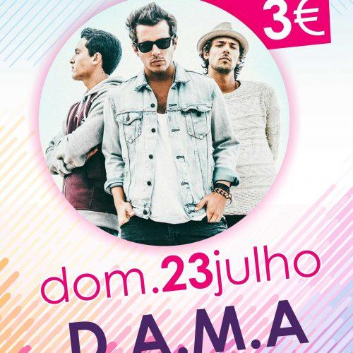 D.A.M.A substituem Marco Paulo na EXPOH – Feira Regional de Oliveira do Hospital