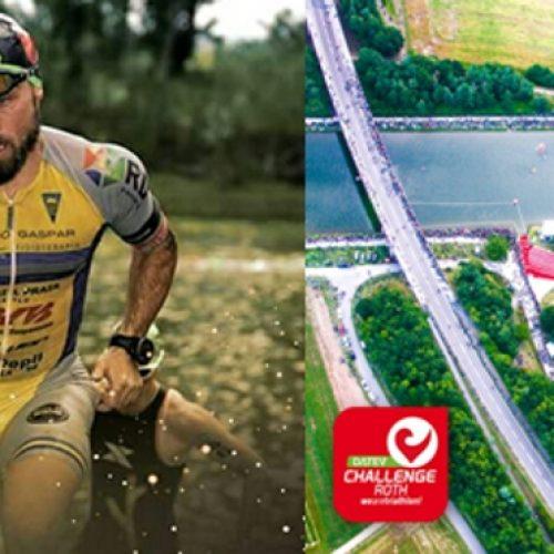 Rafael Delaunay Gomes participa num dos mais prestigiados Triatlos IROMAN Mundiais – Challenge Roth