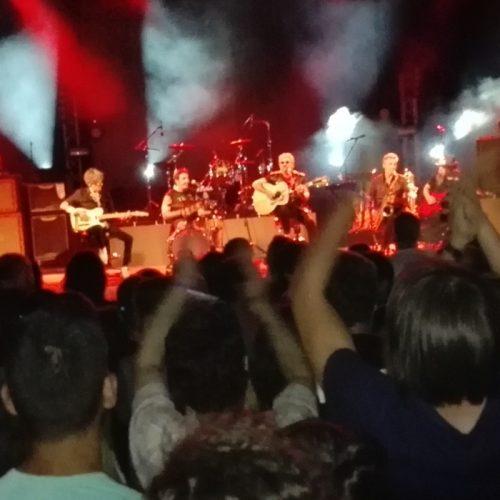 EXPOH ao rubro com Xutos e Pontapés no palco do Mandanelho (com vídeo)