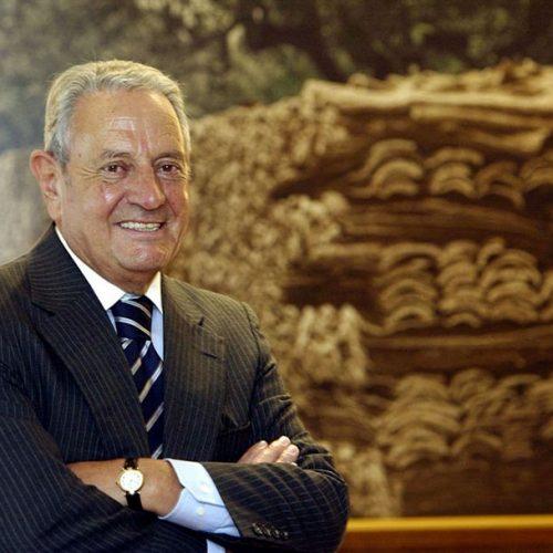 Morreu o empresário Américo Amorim
