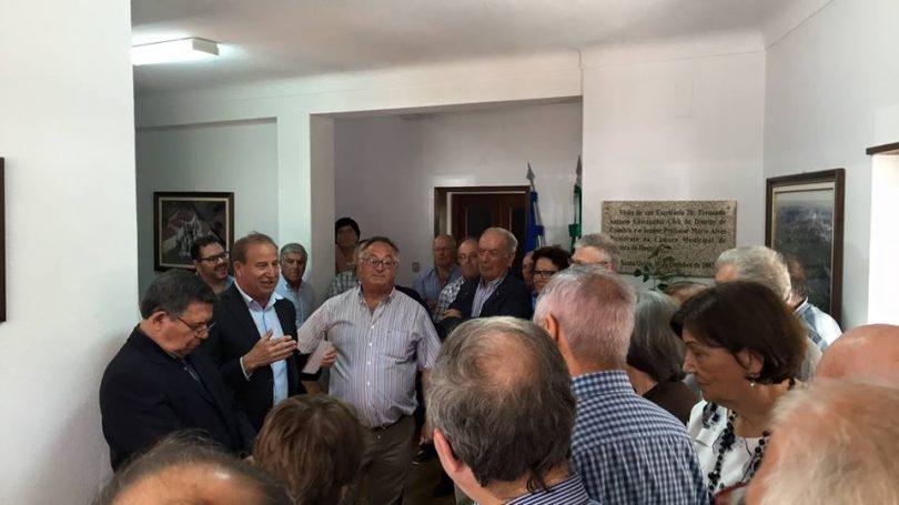 Antiga Escola Primária deu lugar a Biblioteca em Santa Ovaia