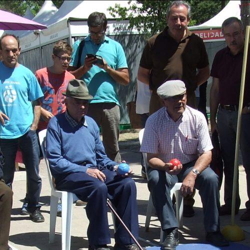 """Boccia Senior põe idosos de Oliveira do Hospital """"a mexer"""" (com audio)"""