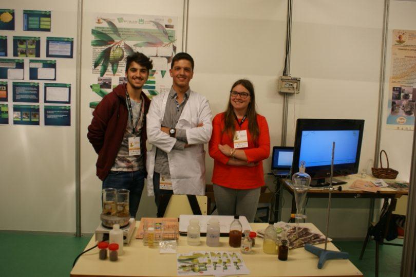 """EPTOLIVA representa Portugal no Concurso """"Ciencia En Acción XVII"""""""