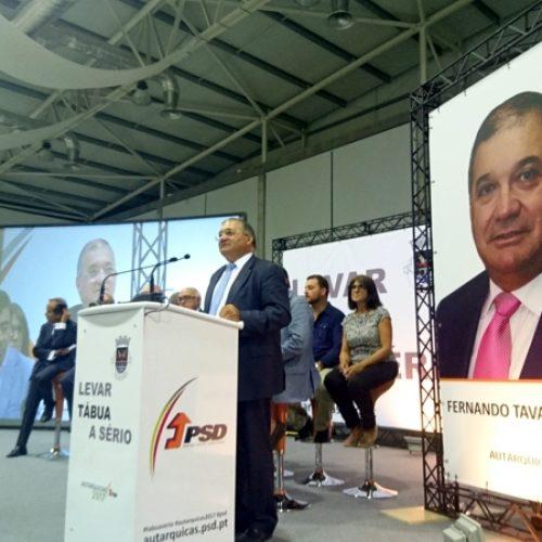 Fernando Tavares Pereira apresentou candidatura à Câmara Municipal de Tábua