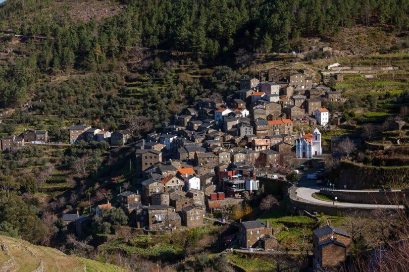 Piódão entre as aldeias portuguesas vencedoras das Sete Maravilhas