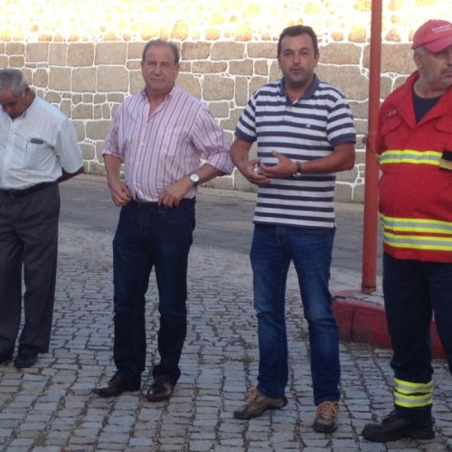 António Maceira Pres. da Direção dos BVLB critica Administração Interna pelo chumbo para aquisição de nova viatura.