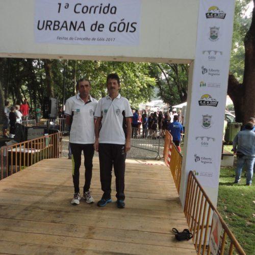 O Maratona Clube Vila Chã esteve presente na 1ª Corrida Urbana realizada na vila de Góis.