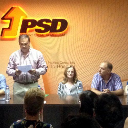 PSD de Oliveira do Hospital apresentou os seus candidatos para as Autárquicas 2017