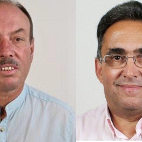 CDU candidata Luís Almeida à Câmara e João Dinis à Assembleia Municipal de Oliveira do Hospital