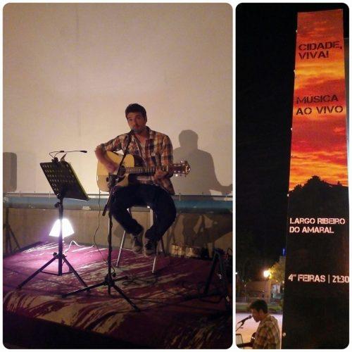Concertos animam Oliveira do Hospital nas noites de verão