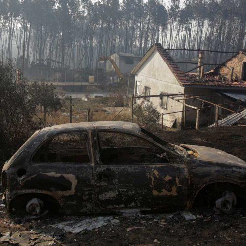 Cáritas Coimbra vai reconstruir 40 casas afetadas pelos incêndios