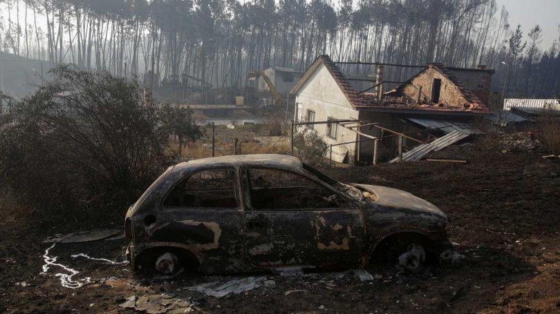 Medidas de apoio às populações afetadas pelos incêndios de junho entram hoje em vigor
