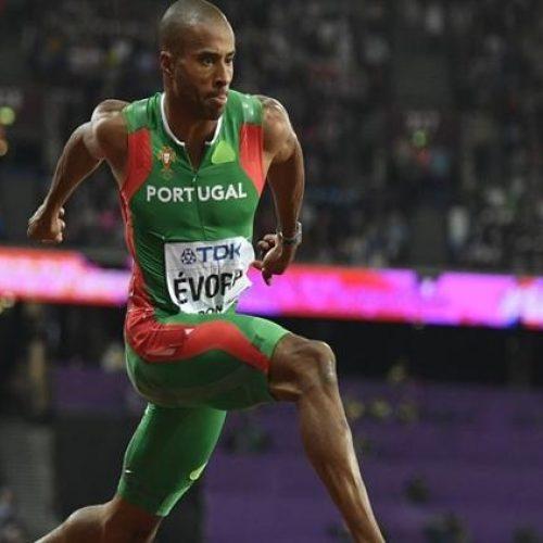 Nélson Évora conquistou medalha de Bronze em Londres