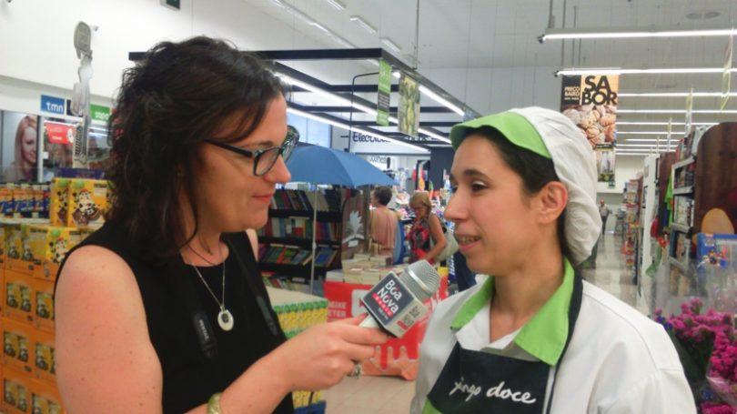 Pingo Doce comemora 2º aniversário em Oliveira do Hospital