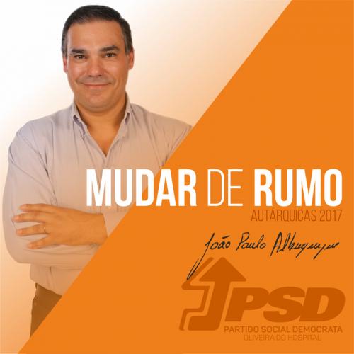 Comissão Politica do PSD de Oliveira do Hospital, apresenta os seus candidatos às autárquicas 2017