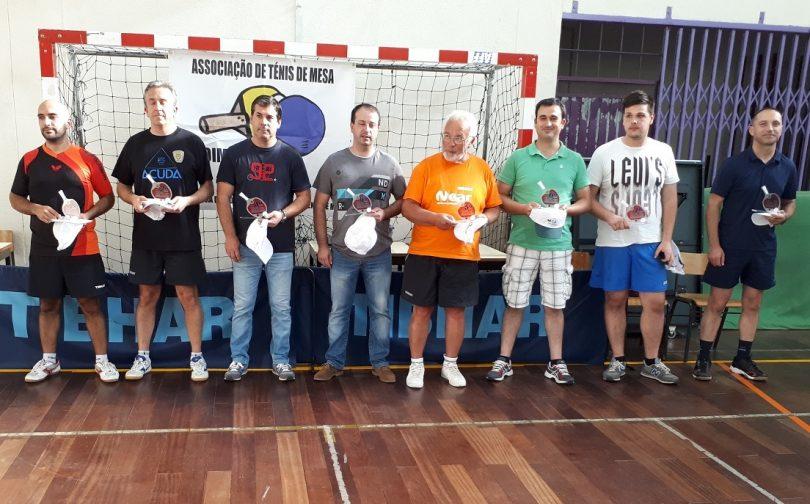 XV Torneio Aberto de Ténis de Mesa de Oliveira do Hospital