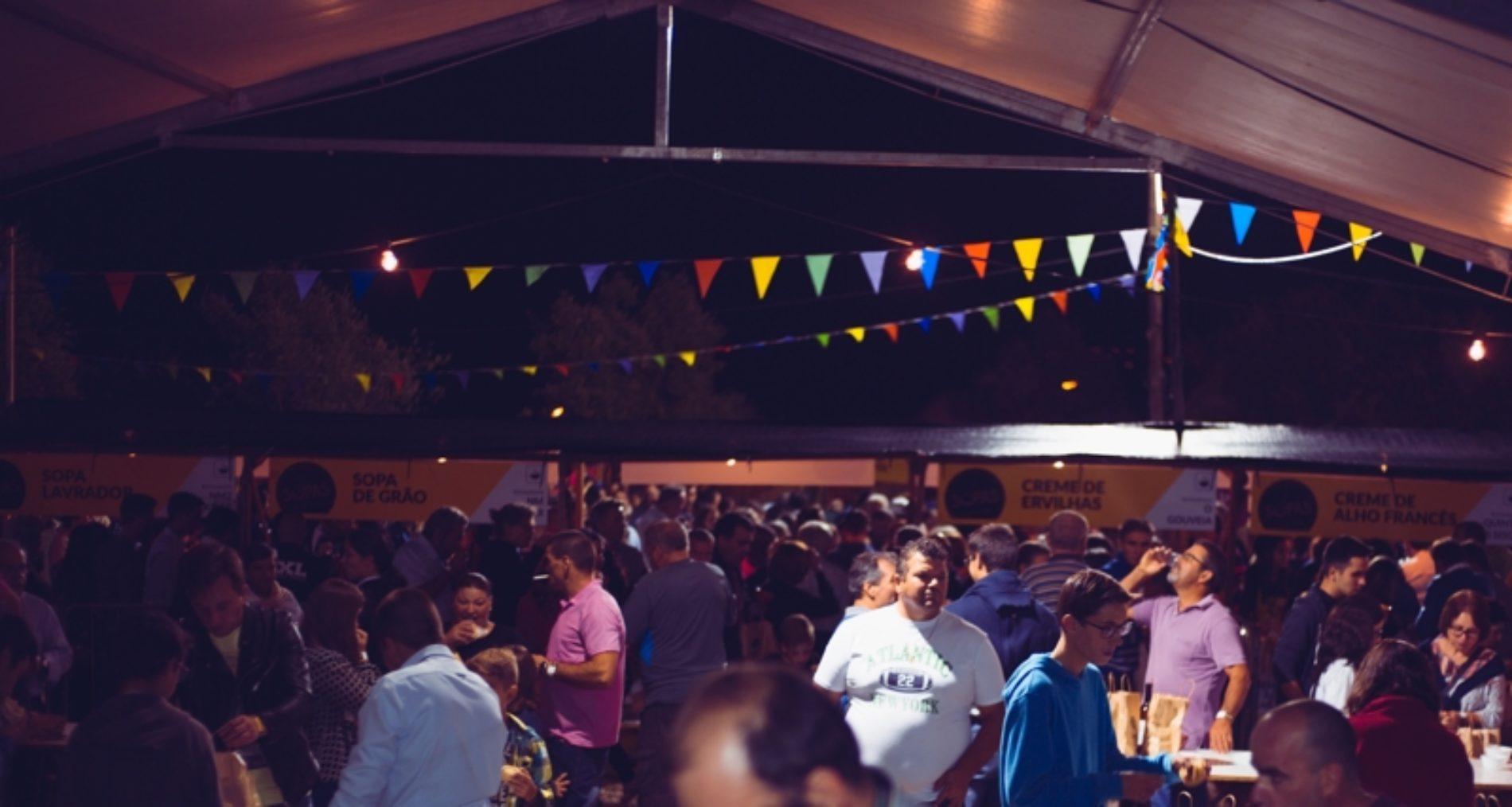 Santa Ovaia promove 8º Festival das Sopas