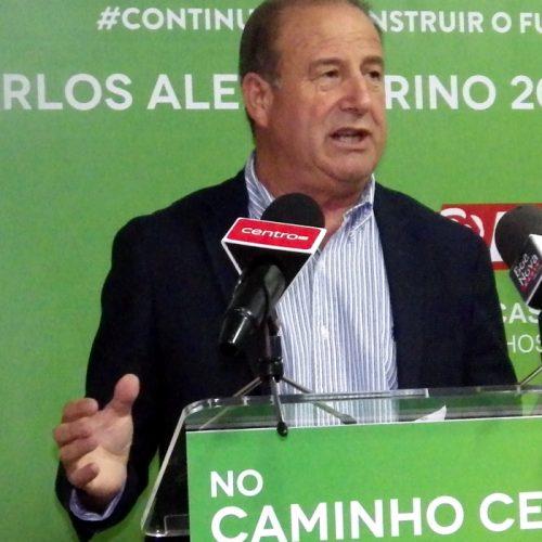"""Alexandrino diz que ausência de candidato do PSD no debate """"envergonha a democracia"""""""