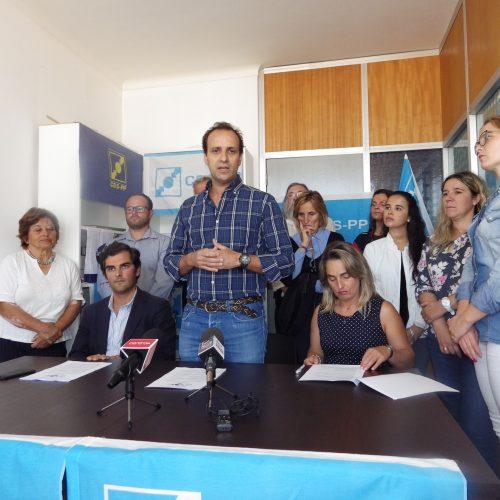 CDS-PP lamenta renúncia de Luís Lagos na Assembleia Municipal de Oliveira do Hospital