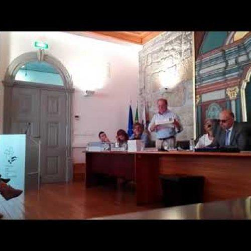 José Carlos Alexandrino faz balanço do mandato na última reunião da Assembleia Municipal de Oliveira do Hospital.