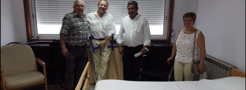 Ordem de Malta apoia FAAD com equipamento hospitalar
