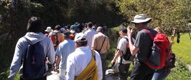Percurso interpretativo de montanha assinala Dia Mundial do Turismo  em Oliveira do Hospital