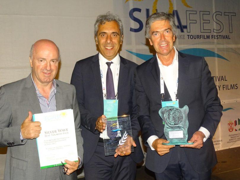 Filme Promocional do Centro de Portugal ganhou mais um prémio internacional
