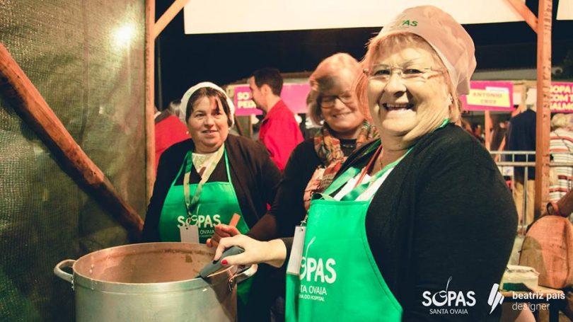 Festival das Sopas resultou em mais um sucesso em Santa Ovaia