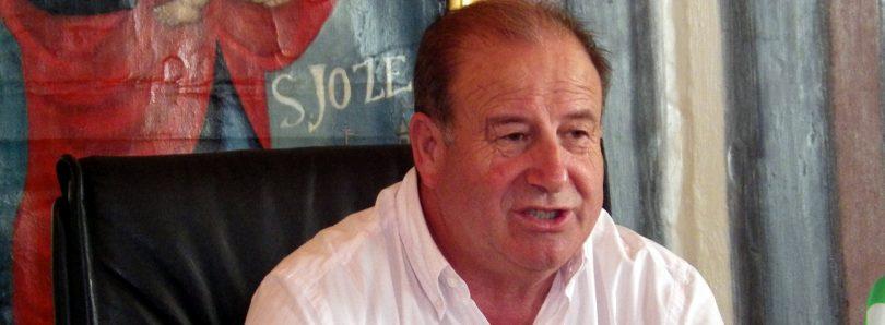 Alexandrino épresidente interino da CIM até à realização de novas eleições