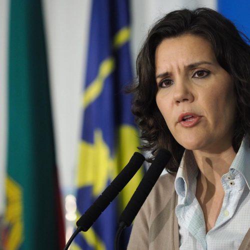 Assunção Cristas desloca-se ao concelho em solidariedade com os oliveirenses
