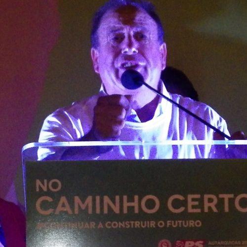José Carlos Alexandrino superou resultado histórico e voltou a ser eleito presidente da Câmara de Oliveira do Hospital