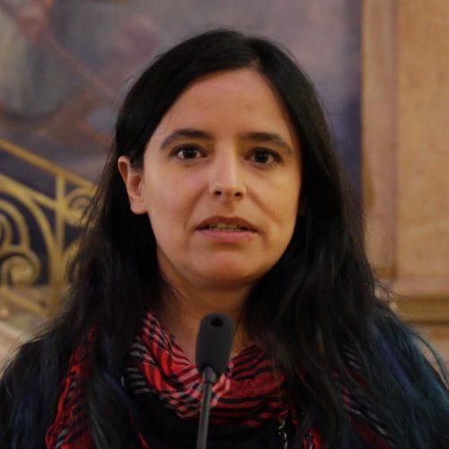 Deputada do PCP visita concelho de Oliveira do Hosital na sequência do trágico incêndio