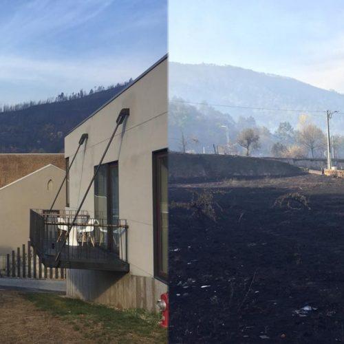 Aqua Village reabre após incêndio e desafia hóspedes para ação de reflorestação