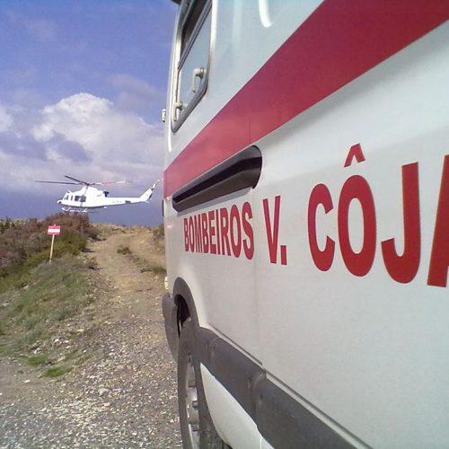 Bombeiros de Coja adiam Festa de S. Miguel devido aos incêndios