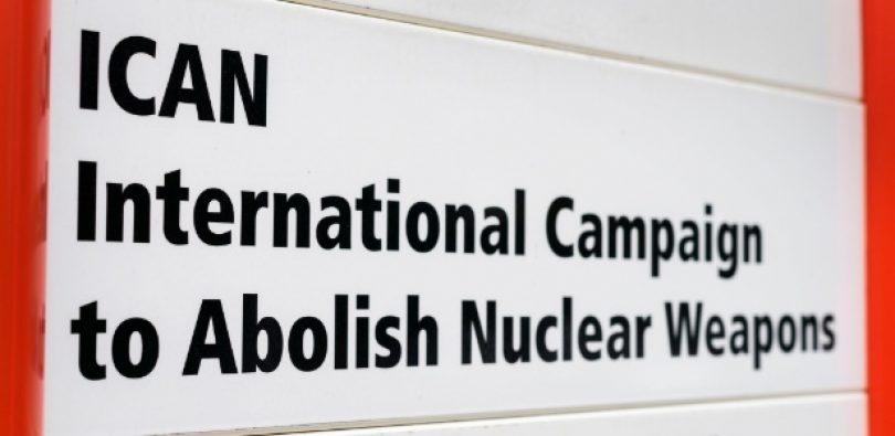 Mundo: Nobel da Paz para Campanha Internacional para Abolição de Armas Nucleares