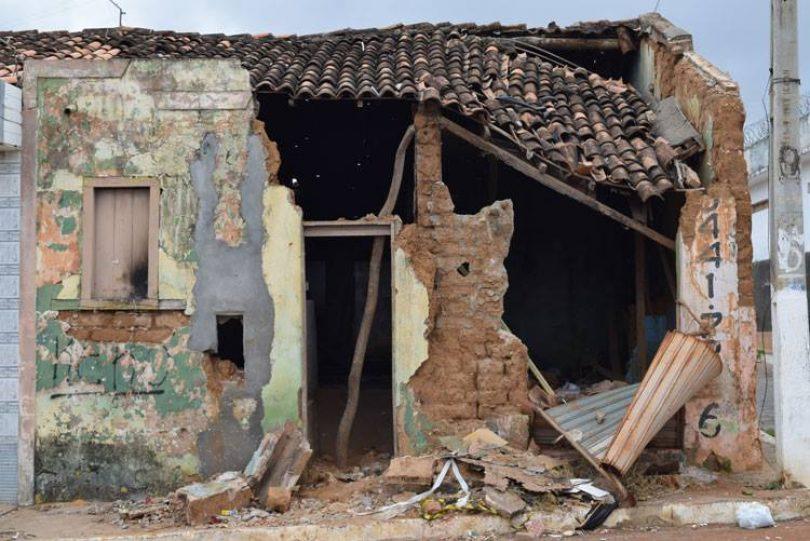 Reconstrução de casas é a prioridade em São Gião, Oliveira do Hospital