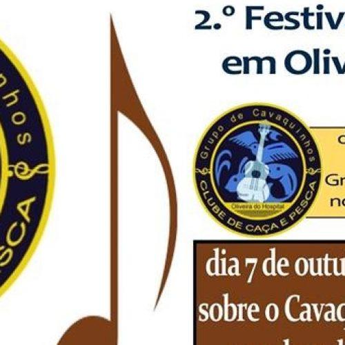 Grupo de Cavaquinhos promove workshop e festival em Oliveira do Hospital