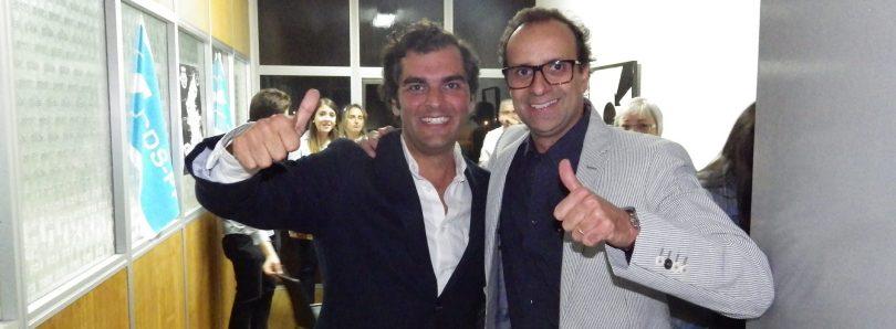 Nuno Alves não foi eleito vereador, mas assegura que o CDS cresceu e tem a sua base consolidada